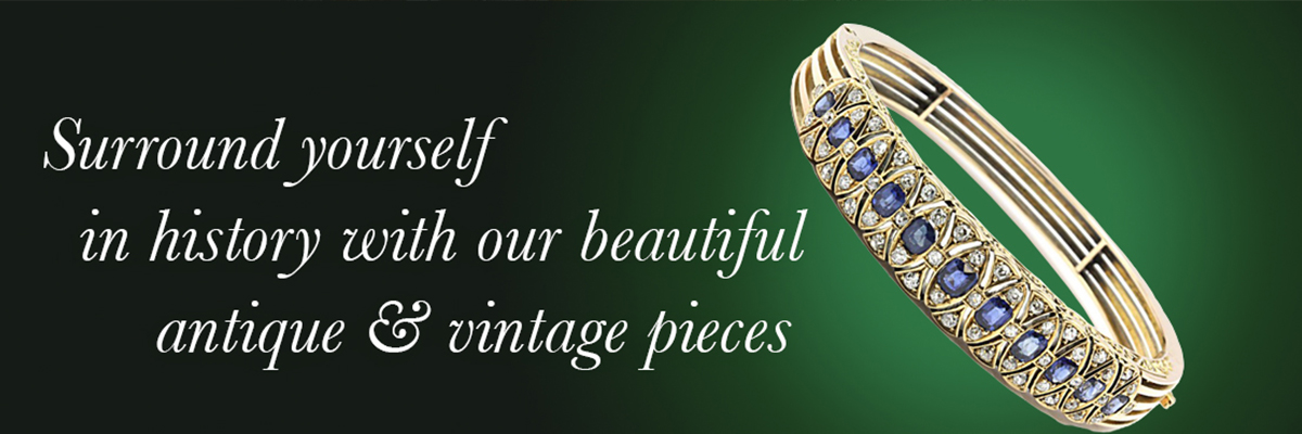 antique vintage jewellery